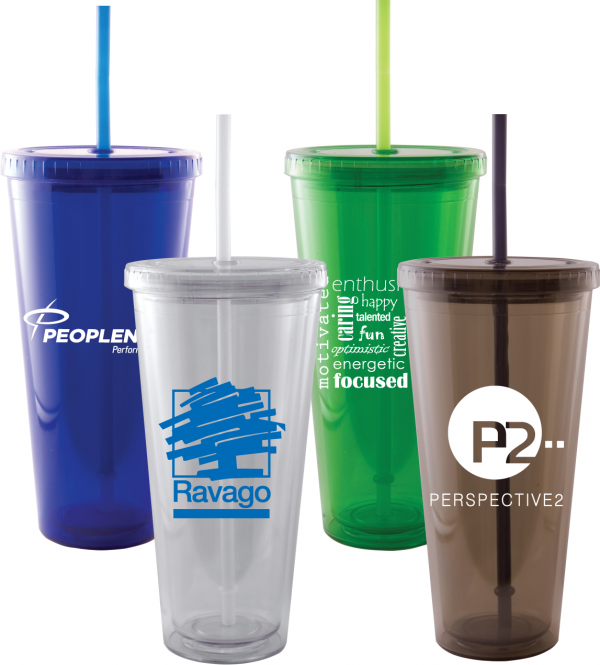 Double Walled Tumbler 24 oz. | Item #334005-0