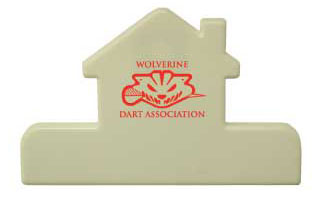 House Shaped Chip Clip -419