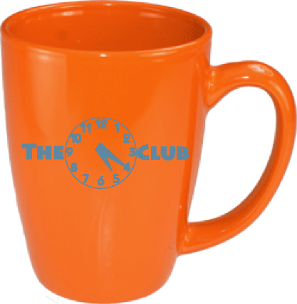 14.5 oz. L.J. Bistro Colors Mug -859