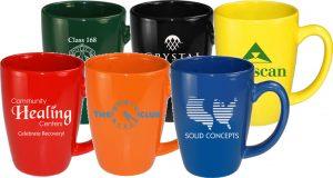 14.5 oz. L.J. Bistro Colors Mug -0