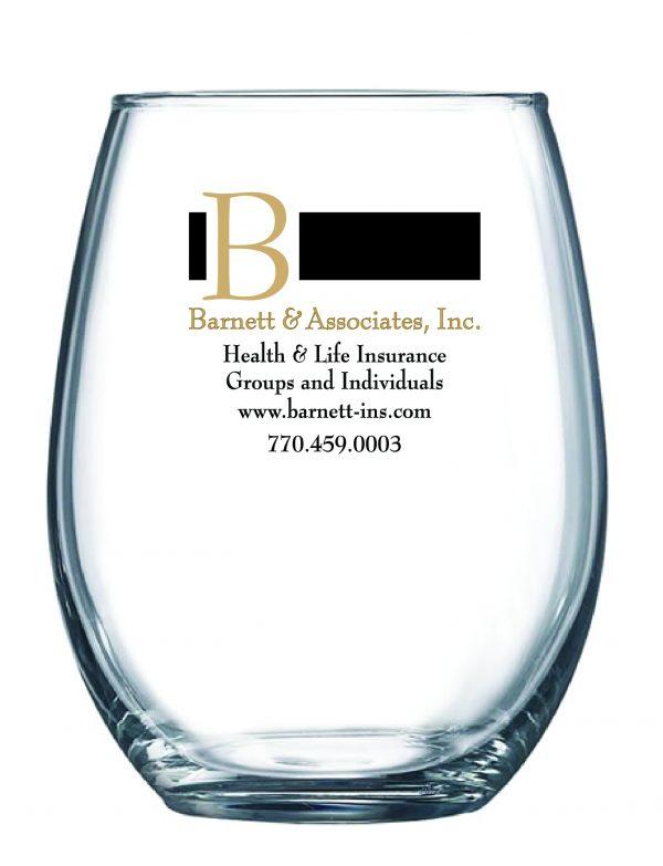 15 oz Stemless Wine Glass-0