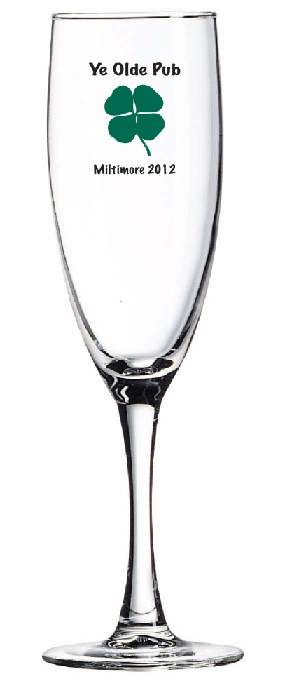 5.75 oz Nuance Champagne Flute-0