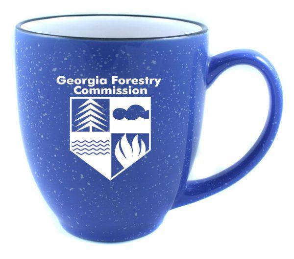 Speckled Bistro Mug 15 oz. | Item #1276-1611