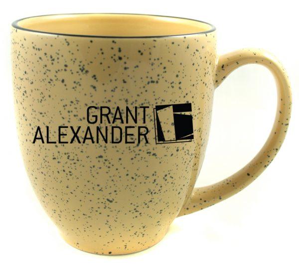 Speckled Bistro Mug 15 oz. | Item #1276-1616
