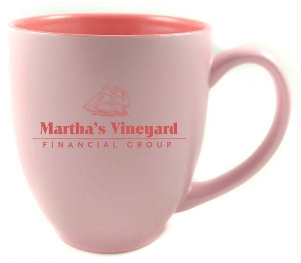 Pastel Bistro Mug 15 oz. | Item #1376-1585