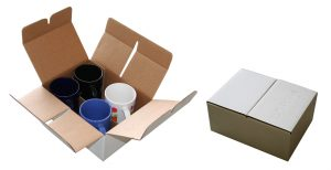 Short 4 Piece Mailer Carton-0