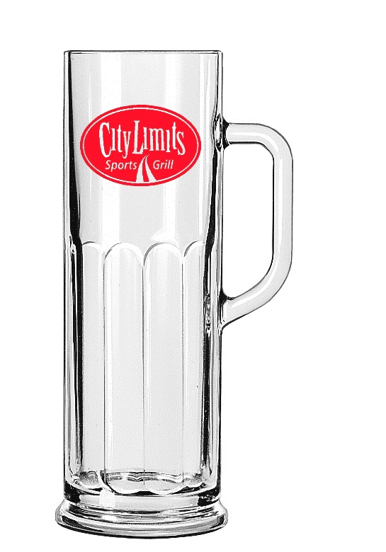 5001 21 Ounce Tall Frankfurt Glass Mug-0
