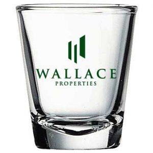 1.5 Ounce Clear Shot Glass-0