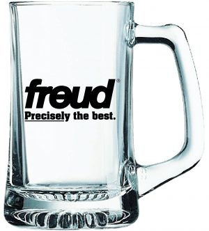 15 Ounce Glass Mug-0