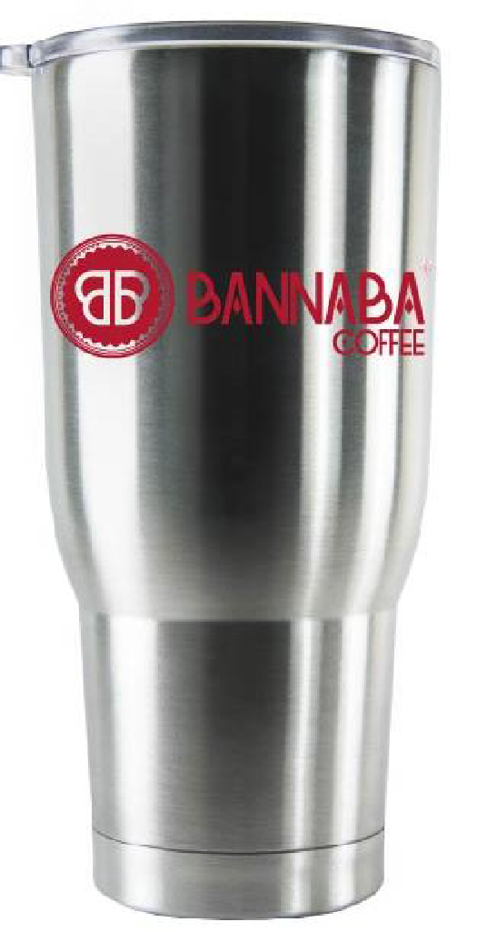 The Executive   32 oz. Vacuum Insulated Stainless Steel Tumbler with Lid-0