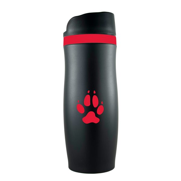 The Force Vacuum Sealed Thermal Double Walled Stainless Steel Travel Tumbler- 14 oz.-2280