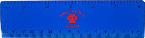 6 Inch Ruler-2629