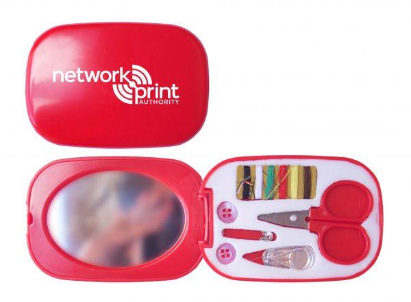 Mini Sewing Kit with Mirror-2638