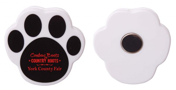 Paw Shaped Magnetic Clip-2623