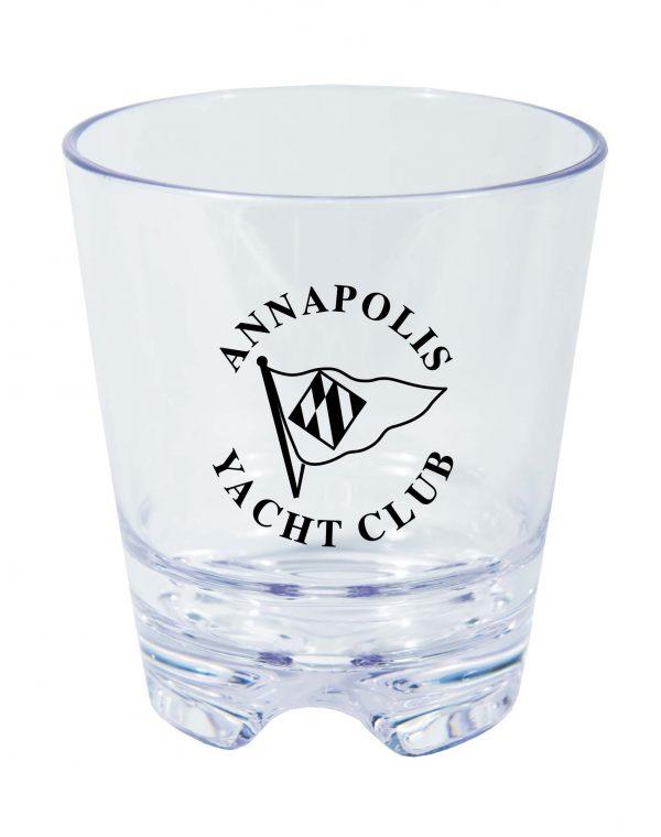 Acrylic Outdoor Drinkware 10 oz. Stackable Rocks Glass-0