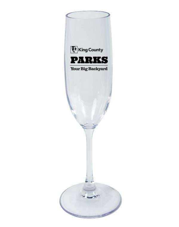Acrylic Outdoor Drinkware 6.5 oz. Champagne Flute-0