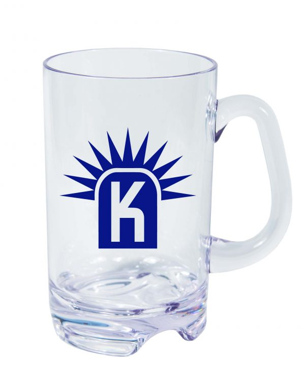 Acrylic Outdoor Drinkware 16 oz. Mug-0
