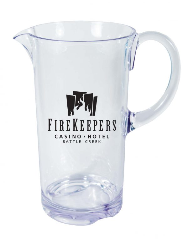 Acrylic Outdoor Drinkware 55 oz. Pitcher-0