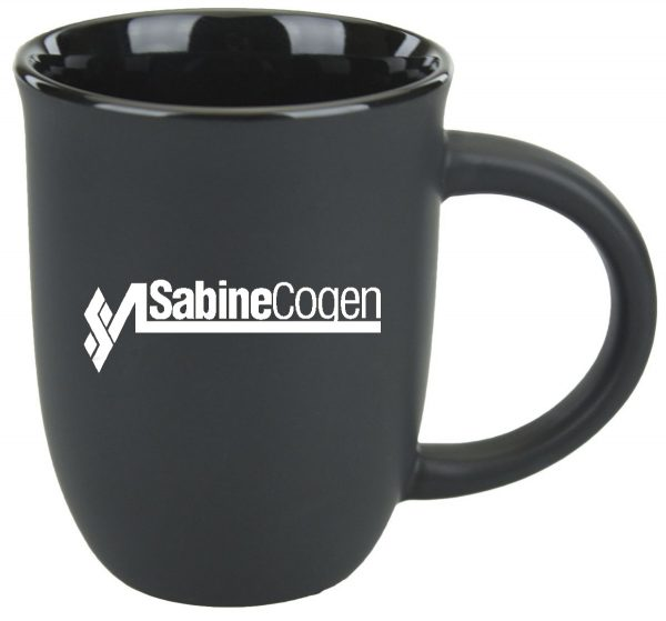14 oz. Colorful Matte Outside with Gloss Inside Mug-3908