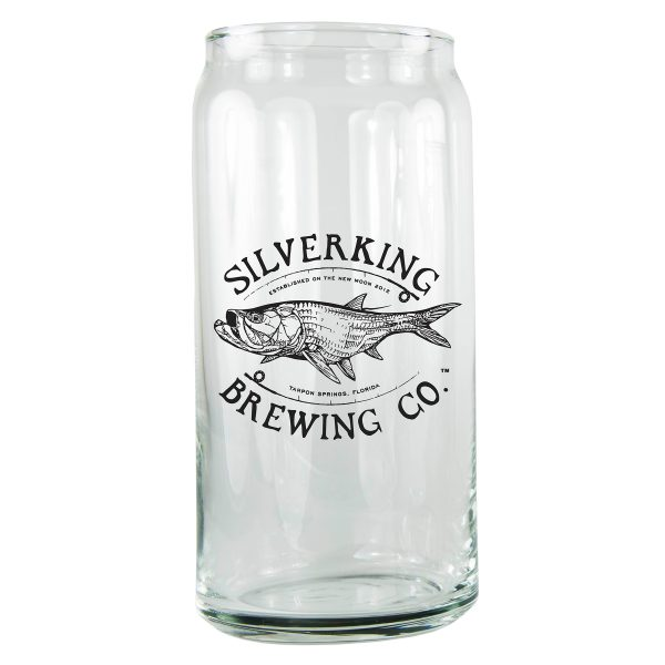 20 oz. | Tall Boy Glass Beer Can-2988