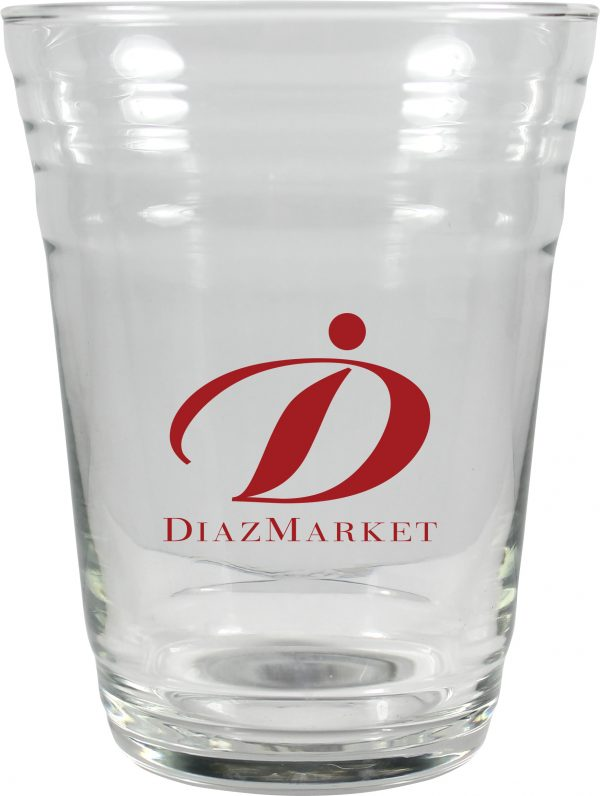 16 oz. Glass Party Cup-0