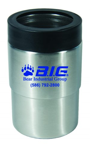 1489 Double Walled Vacuumed Insulated Can Holder-0