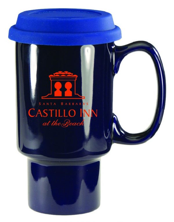 20 oz.Ceramic Travel Mug (Lid Sold Separately)-4389