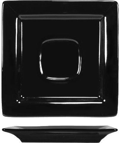 Square Shaped Saucer for Square Mug-3327