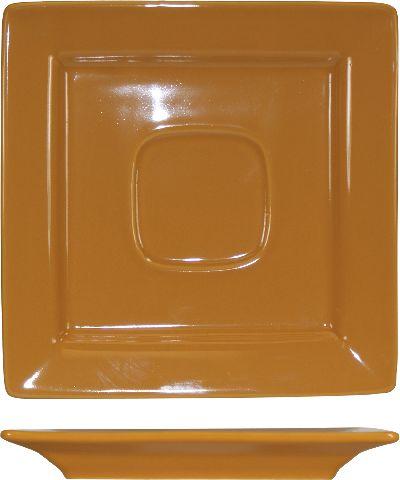 Square Shaped Saucer for Square Mug-3331