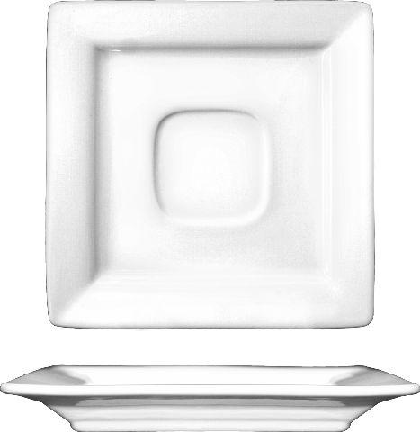 Square Shaped Saucer for Square Mug-3328