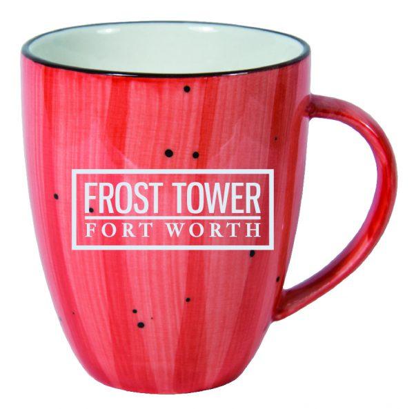 8 Ounce Rotana Bistro mug-3173