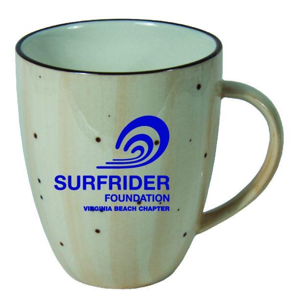 8 Ounce Rotana Bistro mug-3172