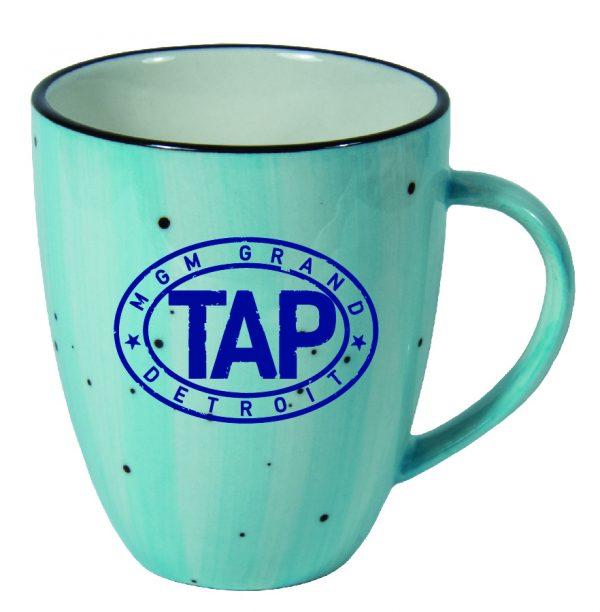 8 Ounce Rotana Bistro mug-3169