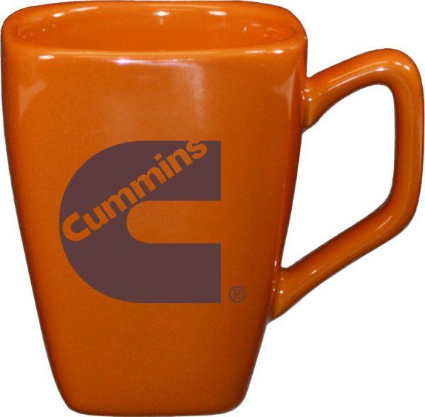 9 oz. Square Shaped Mug-3326