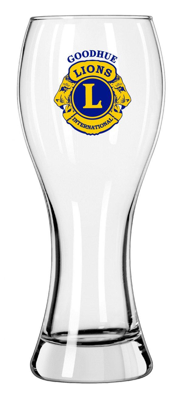 1611- 23 oz. Giant Beer Pilsner Glass-0
