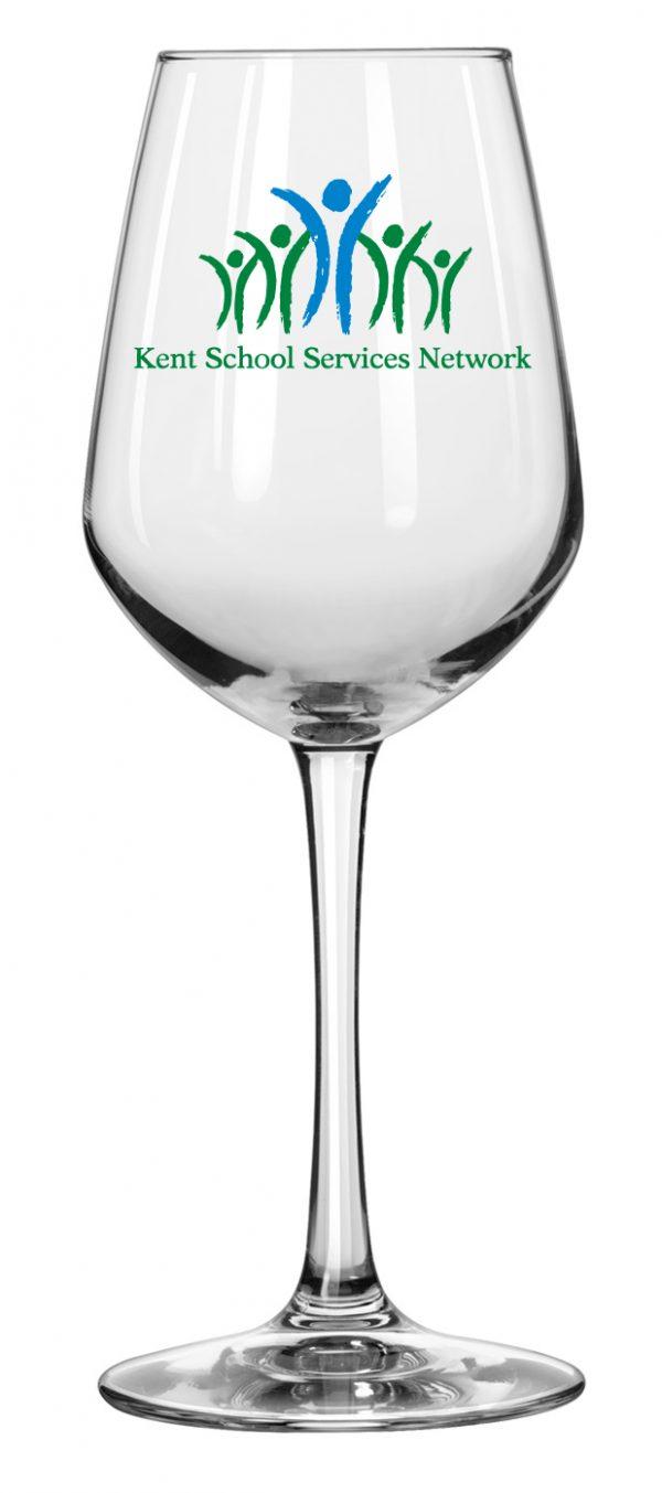 7516- 12.5 oz. Vina Diamond Tall Wine Glass-0