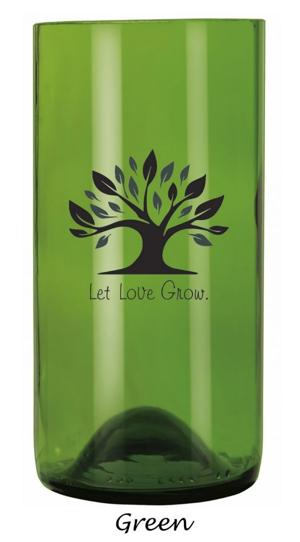 972816-16 Ounce Re purposed Wine Bottle Tumbler-0