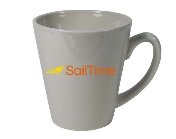 12 oz. Short Funnel Mug-4491