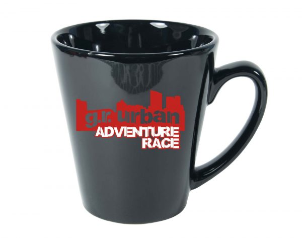 12 oz. Short Funnel Mug-4486