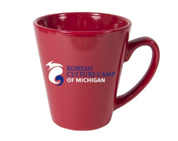 12 oz. Short Funnel Mug-4492