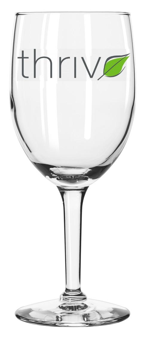 10 Ounce Citation Wine Glass-0