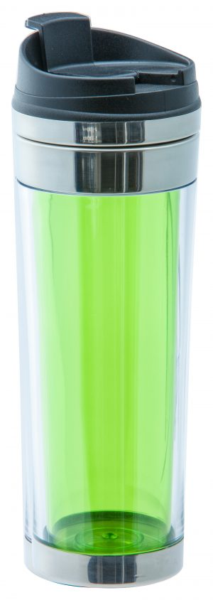 """The Top Line"" Travel Tumbler 16 oz. Clearance -0"